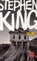 Couverture du livre « Salem » de Stephen King aux éditions Lgf