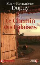 Couverture du livre « Le chemin des falaises » de Dupuy M-B. aux éditions Presses De La Cite