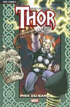 Couverture du livre « Thor T.2 ; prix du sang » de Michael Avon Oeming et Scott Kolins aux éditions Panini
