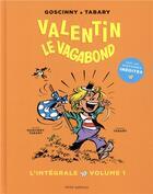Couverture du livre « Valentin le vagabond intégrale t.1 » de Jean Tabary et Rene Goscinny aux éditions Imav