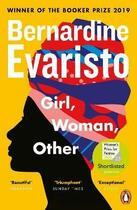 Couverture du livre « GIRL, WOMAN, OTHER - BOOKER PRIZE SHORTLIST 2019 » de Bernardine Evaristo aux éditions Penguin