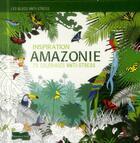 Couverture du livre « Inspiration Amazonie ; 70 coloriages anti-stress » de Collectif aux éditions Dessain Et Tolra