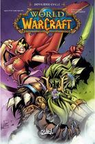 Couverture du livre « World of Warcraft t.2 » de Walter Simonson et Ludo Lullabi aux éditions Soleil