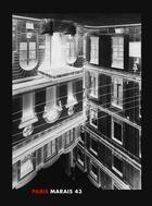 Couverture du livre « Paris Marais 1943 » de Patrice Roy aux éditions Creaphis
