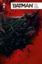 Couverture du livre « Batman rebirth T.10 ; cauchemars » de Tom Taylor et Tom King et Mikel Janin et Tony Daniel aux éditions Urban Comics