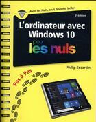 Couverture du livre « L'ordinateur (3e édition) » de Philip Escartin aux éditions First Interactive