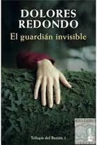 Couverture du livre « El guardian invisible » de Dolores Redondo aux éditions Planeta