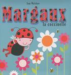 Couverture du livre « Maugaux la coccinelle » de Sam Walshaw aux éditions Succes Du Livre