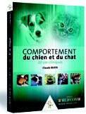 Couverture du livre « Comportement du chien et du chat ; 20 cas cliniques » de Claude Beata aux éditions Med'com
