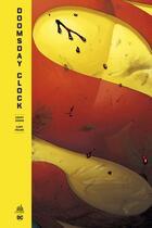 Couverture du livre « Doomsday clock » de Gary Frank et Geoff Johns aux éditions Urban Comics