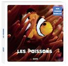 Couverture du livre « Les poissons » de Irena Aubert aux éditions Philippe Auzou