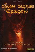 Couverture du livre « Les mondes magiques d'eragon » de Lois Gresh aux éditions Pre Aux Clercs