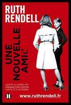 Couverture du livre « Une nouvelle amie » de Ruth Rendell aux éditions Des Deux Terres