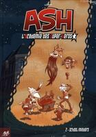 Couverture du livre « Ash t.2 ; school invaders » de Loran aux éditions Le Cycliste
