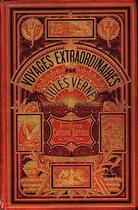 Couverture du livre « Voyages et Aventures du Capitaine Hatteras » de Jules Verne aux éditions