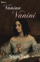 Couverture du livre « Vanina Vanini » de Stendhal aux éditions
