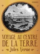 Couverture du livre « Voyage au centre de la Terre » de Jules Verne aux éditions