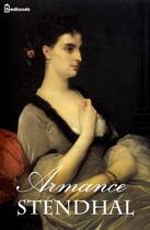 Couverture du livre « Armance » de Stendhal aux éditions