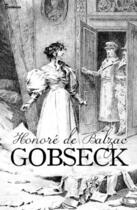 Couverture du livre « Gobseck » de Honoré de Balzac aux éditions
