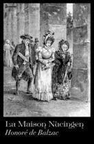 Couverture du livre « La Maison Nucingen » de Honoré De Balzac aux éditions