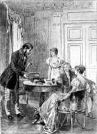 Couverture du livre « Gaudissart II » de Honoré de Balzac aux éditions