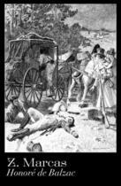 Couverture du livre « Z. Marcas » de Honoré de Balzac aux éditions