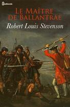 Couverture du livre « Le Maître de Ballantrae » de Robert Louis Stevenson aux éditions