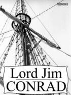 Couverture du livre « Lord Jim » de Joseph Conrad aux éditions