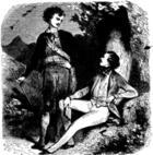 Couverture du livre « Les Frères Corses » de Alexandre Dumas aux éditions
