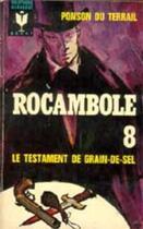 Couverture du livre « Le Testament de Grain-de-Sel » de Pierre Ponson du Terrail aux éditions