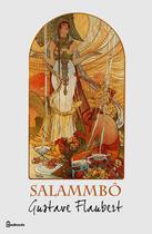 Couverture du livre « Salammbô » de Gustave Flaubert aux éditions