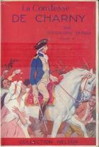 Couverture du livre « La Comtesse de Charny - Tome I (Les Mémoires d'un médecin) » de Alexandre Dumas aux éditions
