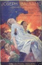 Couverture du livre « Joseph Balsamo - Tome III (Les Mémoires d'un médecin) » de Alexandre Dumas aux éditions