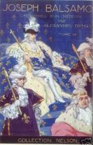Couverture du livre « Joseph Balsamo - Tome IV (Les Mémoires d'un médecin) » de Alexandre Dumas aux éditions