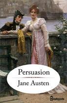 Couverture du livre « Persuasion » de Jane Austen aux éditions