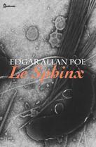 Couverture du livre « Le Sphinx » de Edgar Allan Poe aux éditions