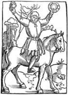 Couverture du livre « La Légende et les Aventures héroïques, joyeuses et glorieuses d'Ulenspiegel et de Lamme Goedzak » de Charles De Coster aux éditions