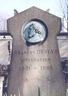 Couverture du livre « L'ami du village - Maître Guillaume » de Charles Deslys aux éditions