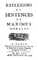 Couverture du livre « Maximes et Réflexions diverses » de Francois De La Rochefoucauld aux éditions