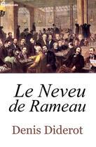Couverture du livre « Le Neveu de Rameau » de Denis Diderot aux éditions