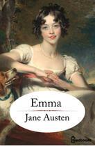 Couverture du livre « Emma » de Jane Austen aux éditions