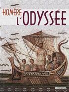 Couverture du livre « L'Odyssée » de Homere aux éditions