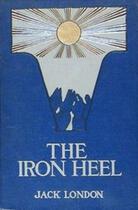 Couverture du livre « Le talon de fer » de Jack London aux éditions