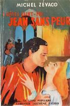 Couverture du livre « Jean sans peur » de Michel Zevaco aux éditions