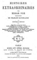 Couverture du livre « Révélation magnétique  » de Edgar Allan Poe aux éditions