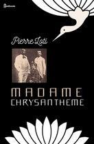 Couverture du livre « Madame Chrysanthème » de Pierre Loti aux éditions