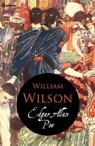 Couverture du livre « William Wilson » de Edgar Allan Poe aux éditions