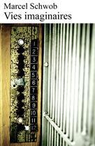 Couverture du livre « Vies imaginaires » de Marcel Schwob aux éditions