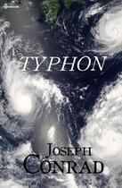 Couverture du livre « Typhon » de Joseph Conrad aux éditions
