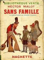 Couverture du livre « Sans famille » de Hector Malot aux éditions